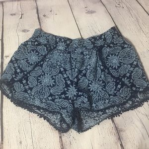 💕Justice Flowy Shorts
